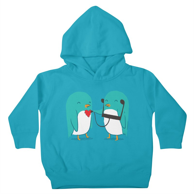 The Sound of Love Kids Toddler Pullover Hoody by ilovedoodle's Artist Shop