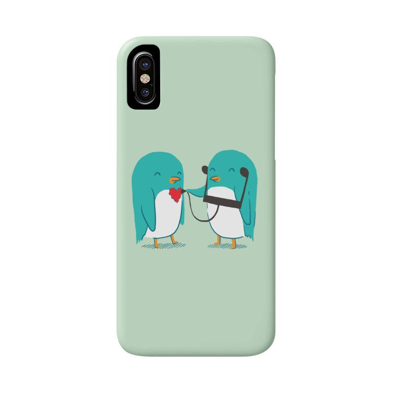 The Sound of Love Accessories Phone Case by ilovedoodle's Artist Shop