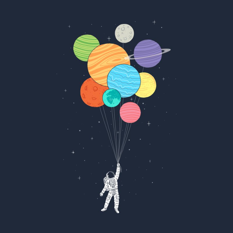 Planet Balloons by ilovedoodle's Artist Shop
