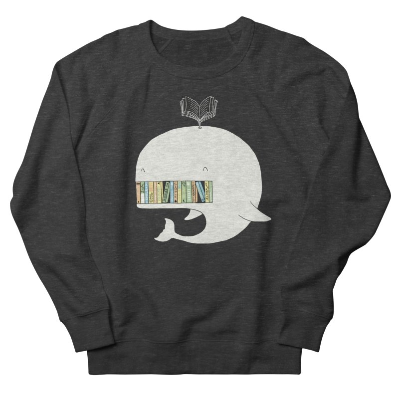 The Whaley Big Bookshelf Women's Sweatshirt by ilovedoodle's Artist Shop