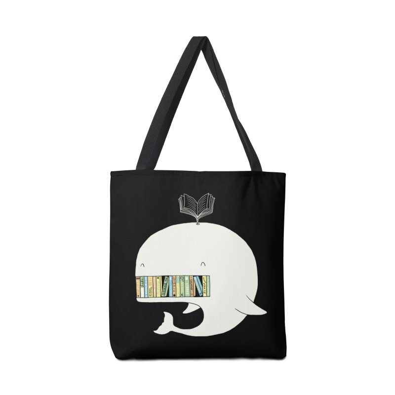 The Whaley Big Bookshelf Accessories Bag by ilovedoodle's Artist Shop
