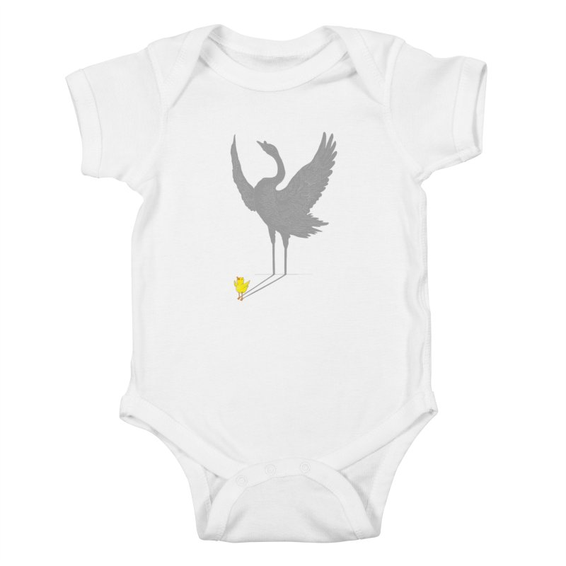 Someday Kids Baby Bodysuit by ilovedoodle's Artist Shop