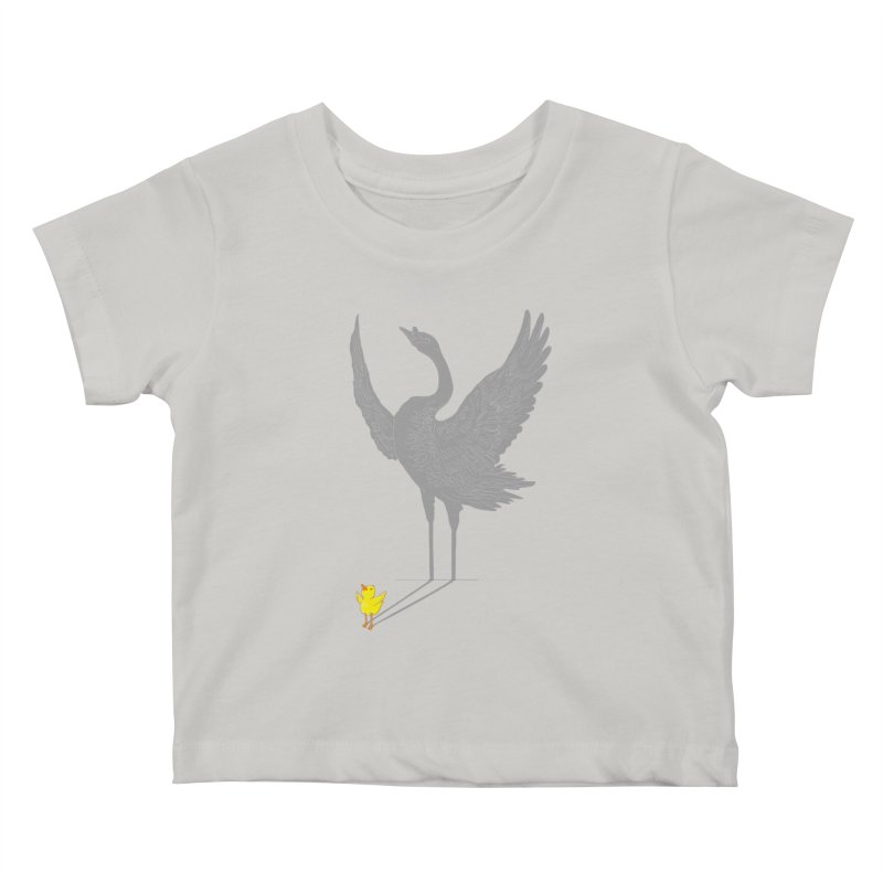 Someday Kids Baby T-Shirt by ilovedoodle's Artist Shop