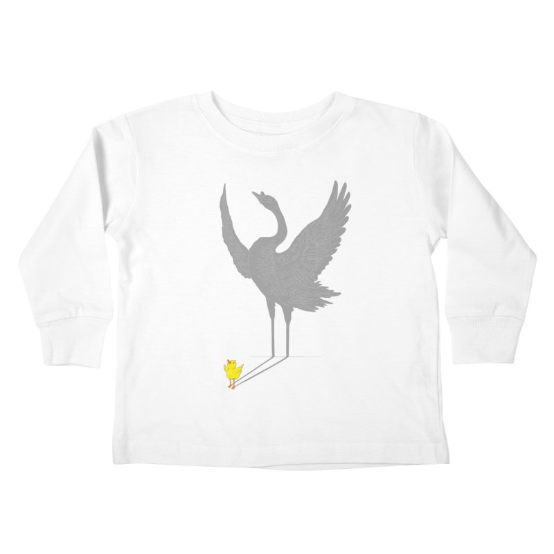 Someday Kids Toddler Longsleeve T-Shirt by ilovedoodle's Artist Shop