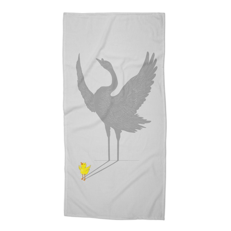 Someday Accessories Beach Towel by ilovedoodle's Artist Shop