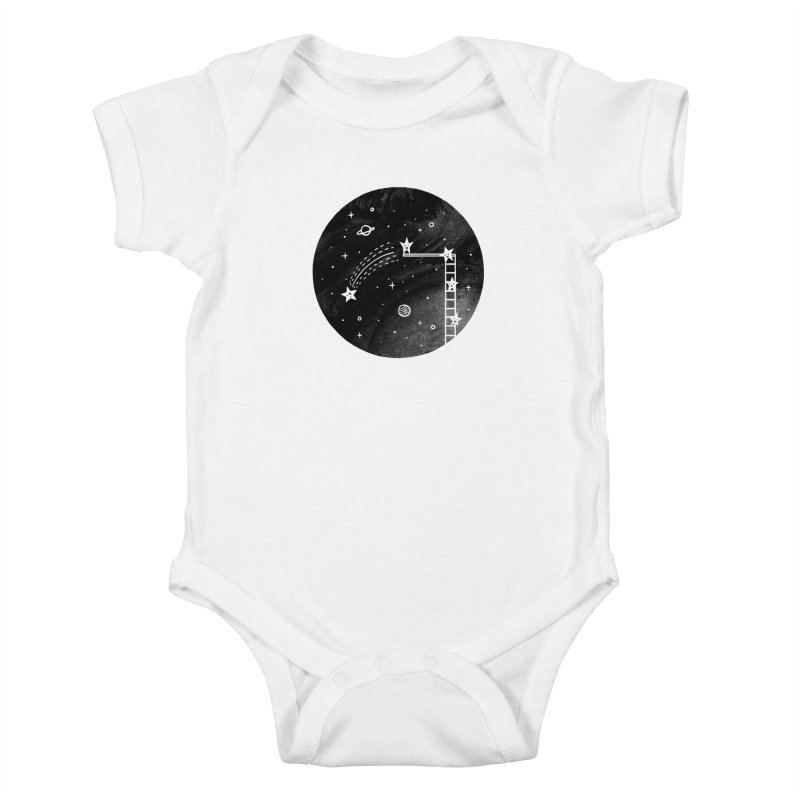 Make a wish Kids Baby Bodysuit by ilovedoodle's Artist Shop