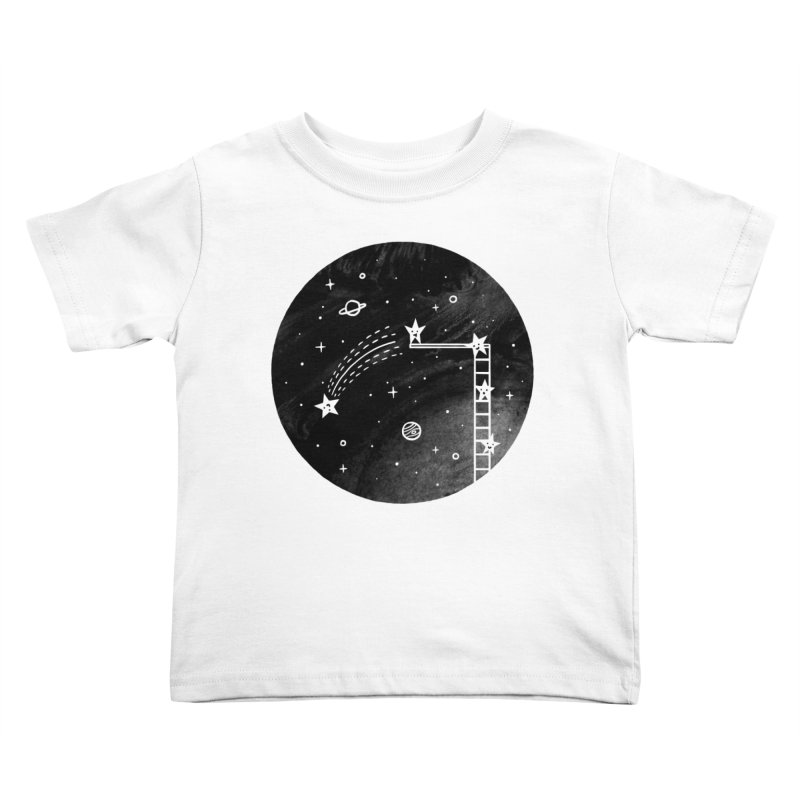 Make a wish Kids Toddler T-Shirt by ilovedoodle's Artist Shop