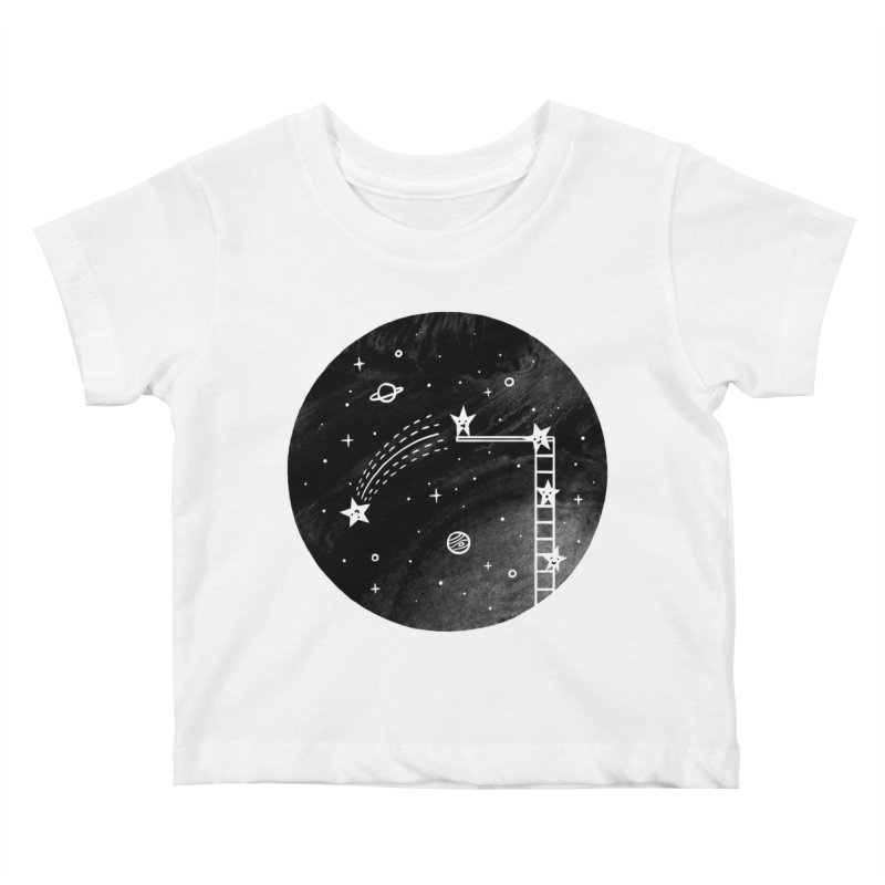Make a wish Kids Baby T-Shirt by ilovedoodle's Artist Shop