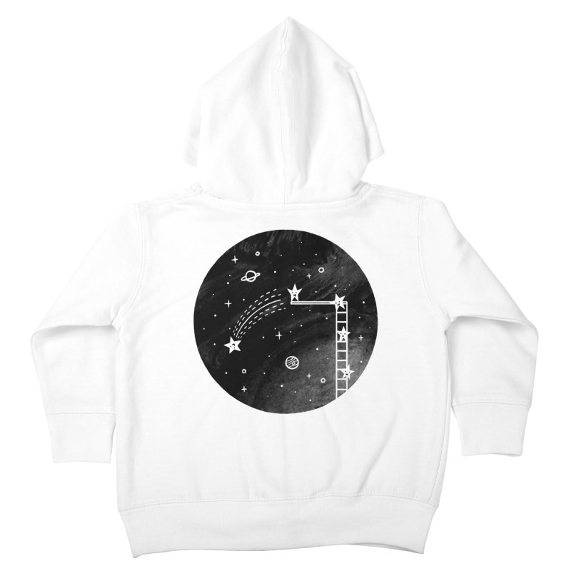 Make a wish Kids Toddler Zip-Up Hoody by ilovedoodle's Artist Shop