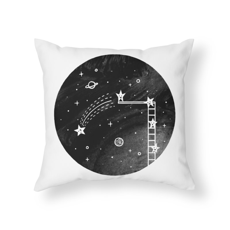 Make a wish Home Throw Pillow by ilovedoodle's Artist Shop