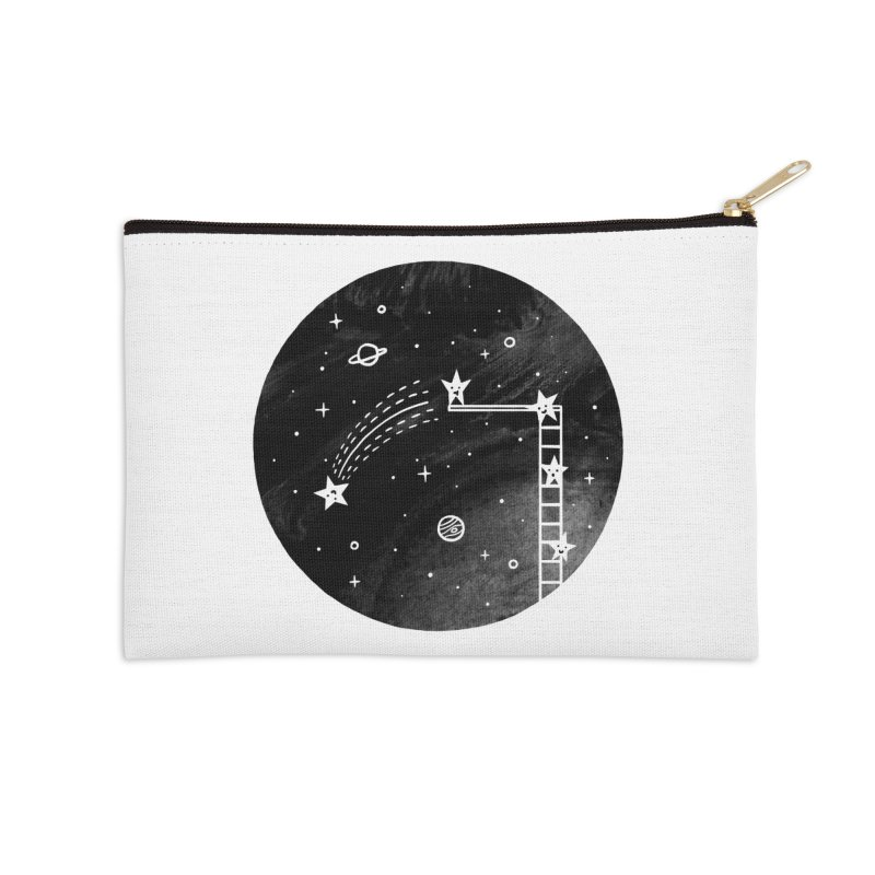 Make a wish Accessories Zip Pouch by ilovedoodle's Artist Shop