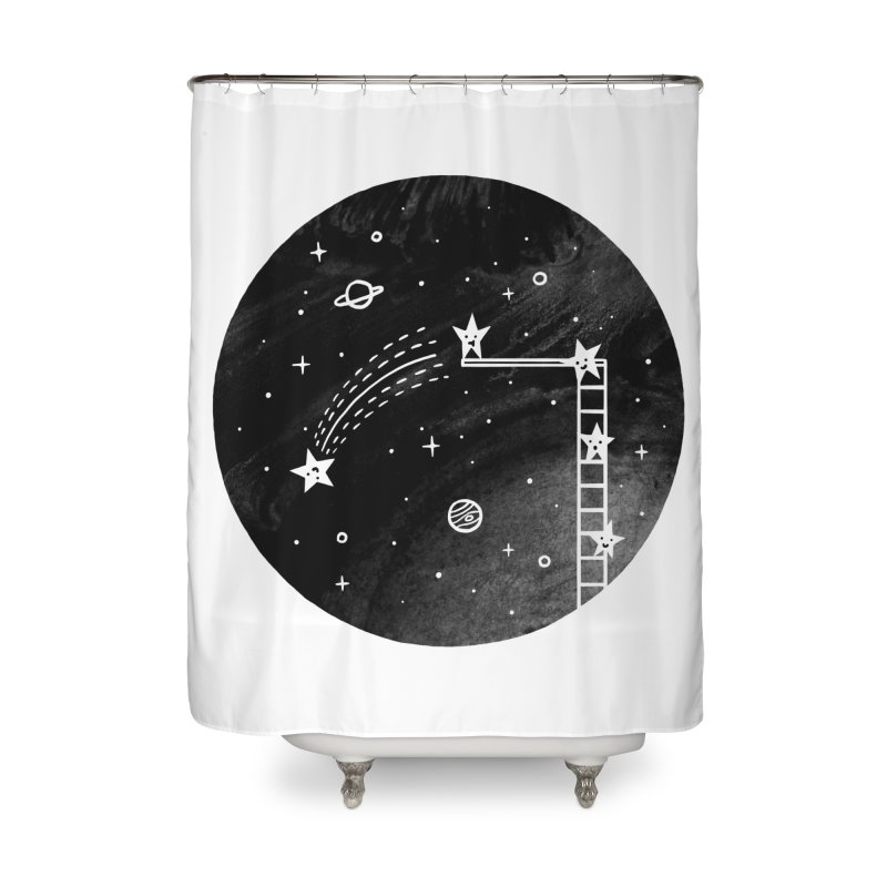 Make a wish Home Shower Curtain by ilovedoodle's Artist Shop
