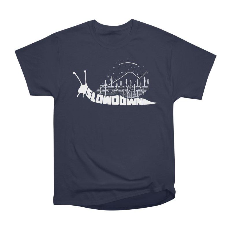 Slow down Women's Classic Unisex T-Shirt by ilovedoodle's Artist Shop