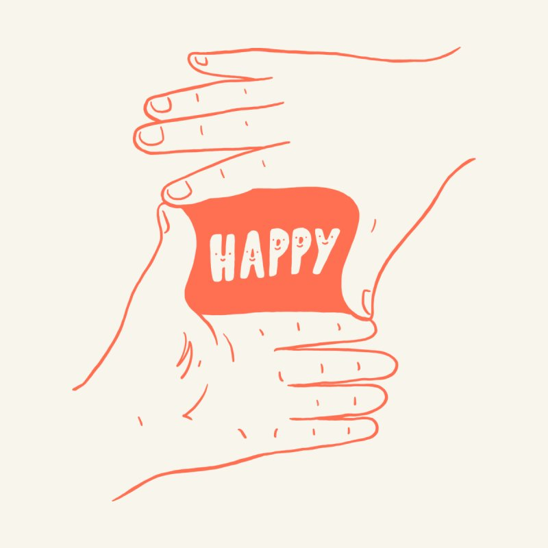 Focus on Happiness by ilovedoodle's Artist Shop