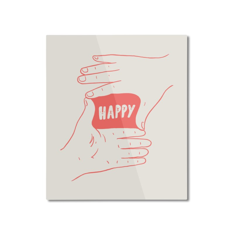 Focus on Happiness Home  by ilovedoodle's Artist Shop