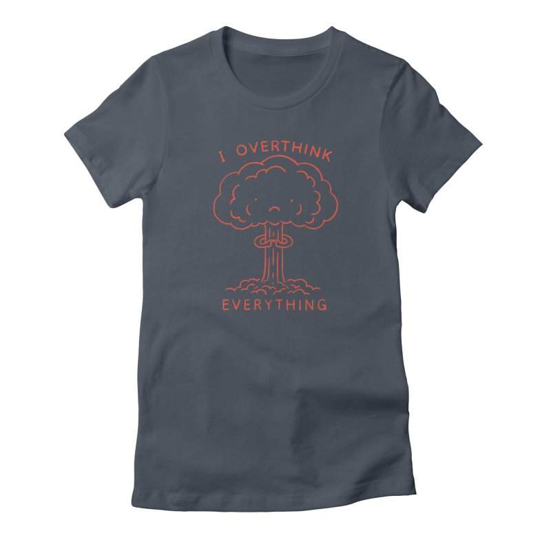 Overthink Women's Lounge Pants by ilovedoodle's Artist Shop