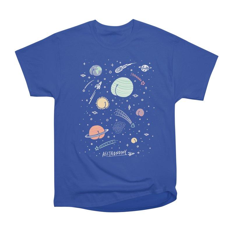 Asstronomy Women's Heavyweight Unisex T-Shirt by ilovedoodle's Artist Shop