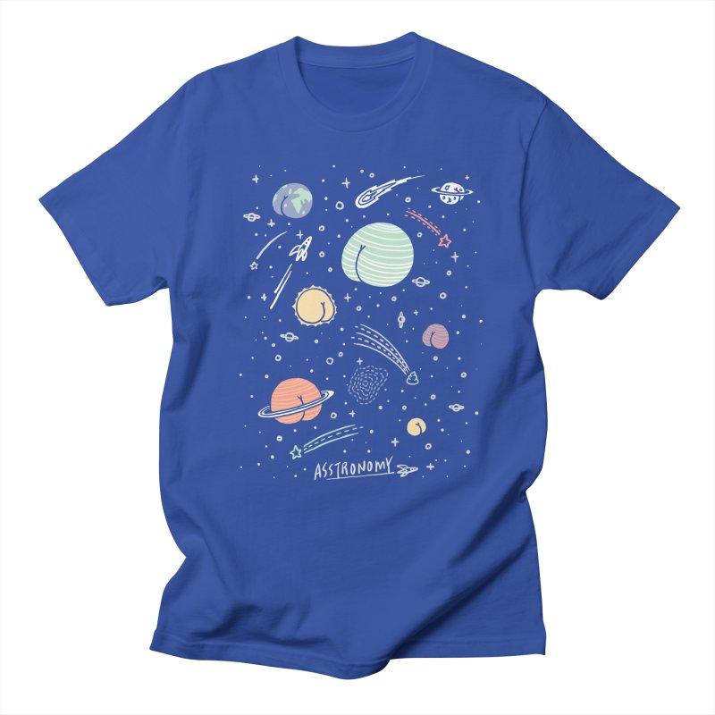 Asstronomy Women's Unisex T-Shirt by ilovedoodle's Artist Shop