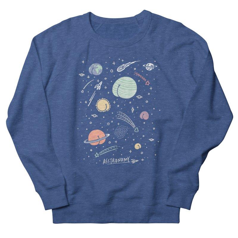 Asstronomy Men's Sweatshirt by ilovedoodle's Artist Shop