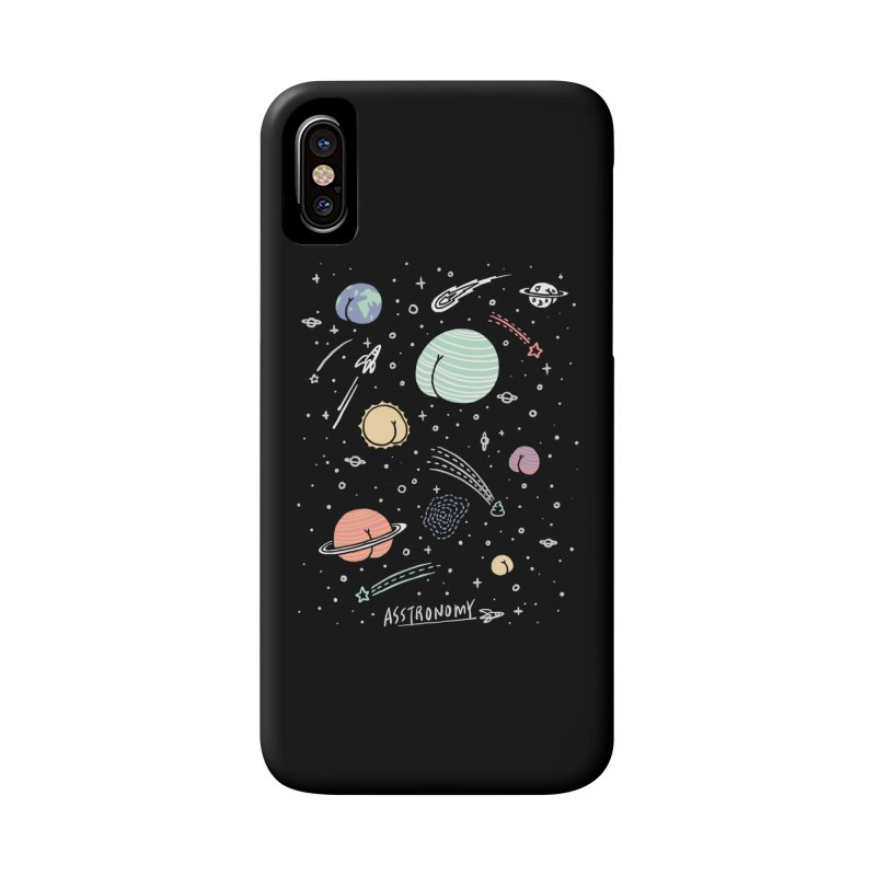 Asstronomy Accessories Phone Case by ilovedoodle's Artist Shop