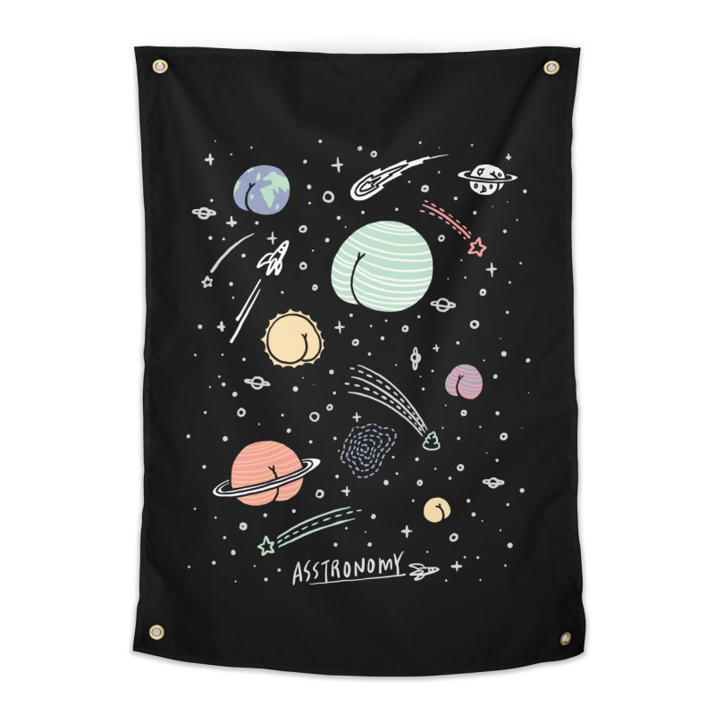 Asstronomy Home Tapestry by ilovedoodle's Artist Shop