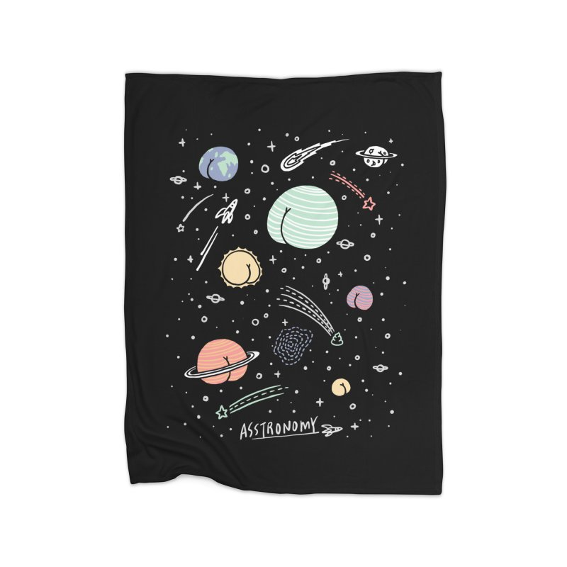 Asstronomy Home Blanket by ilovedoodle's Artist Shop