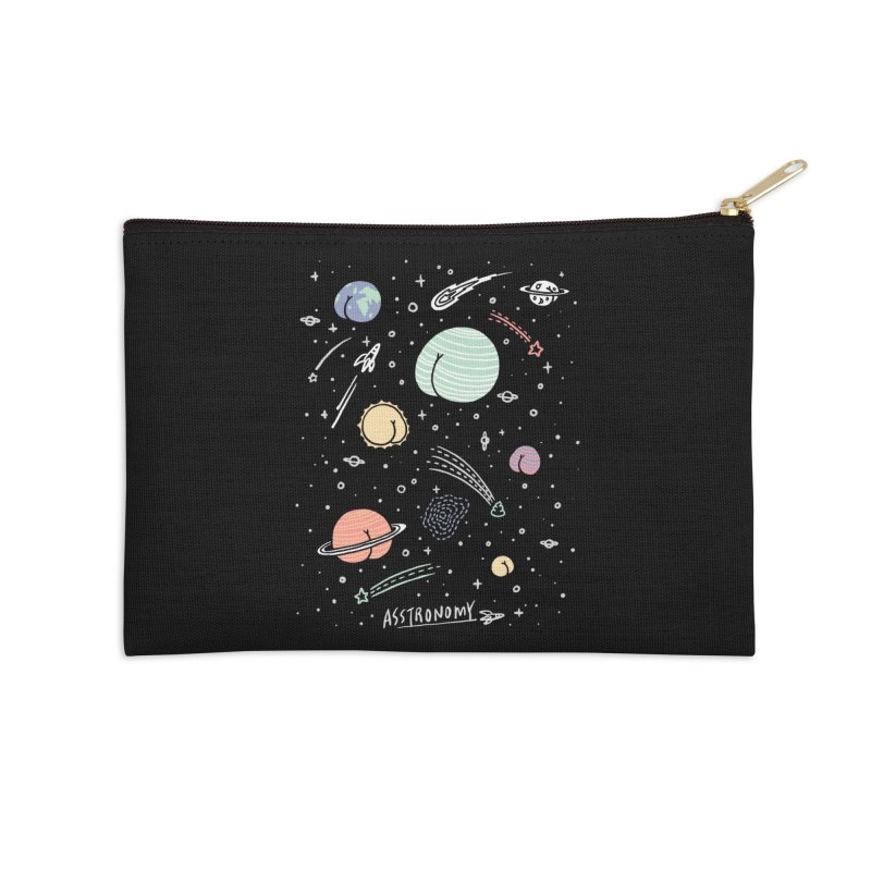 Asstronomy Accessories Zip Pouch by ilovedoodle's Artist Shop