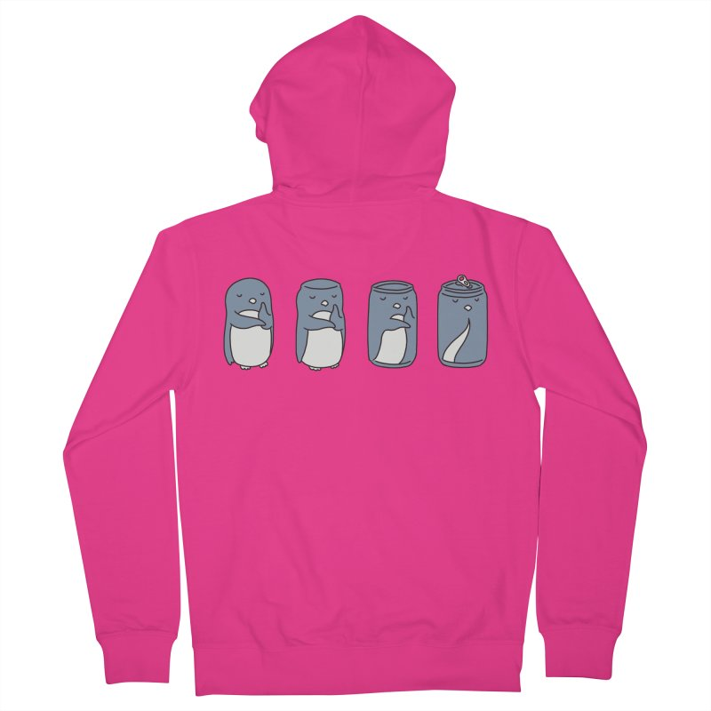 If you think you can, you can Men's Zip-Up Hoody by ilovedoodle's Artist Shop