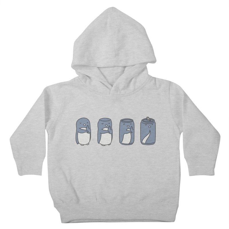 If you think you can, you can Kids Toddler Pullover Hoody by ilovedoodle's Artist Shop