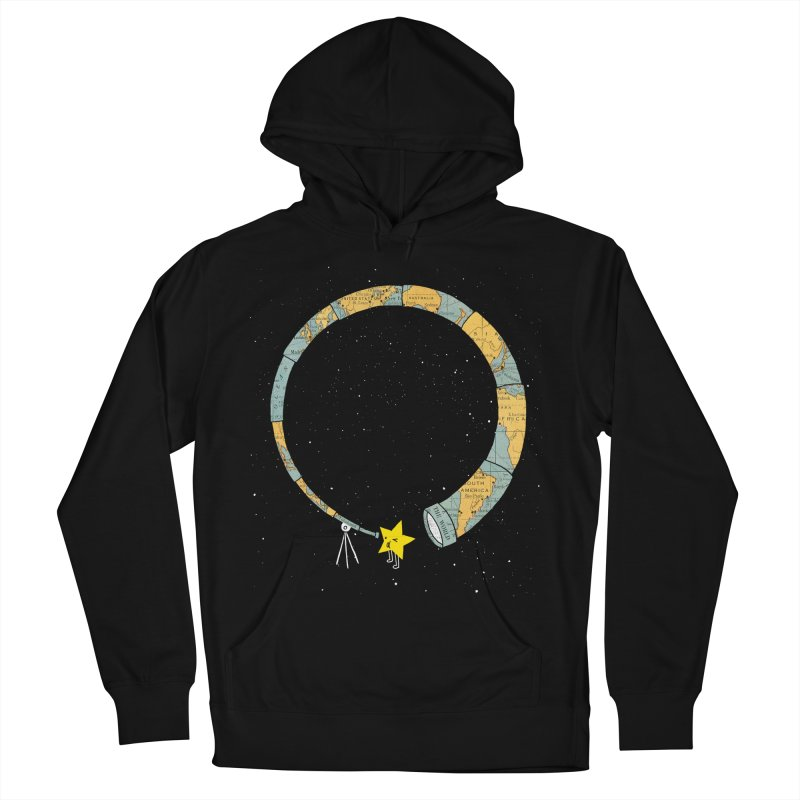 Discover Yourself Men's Pullover Hoody by ilovedoodle's Artist Shop