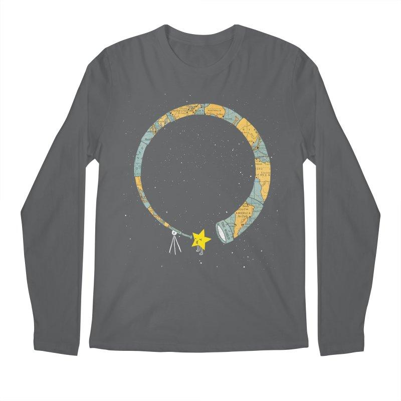 Discover Yourself Men's Regular Longsleeve T-Shirt by ilovedoodle's Artist Shop