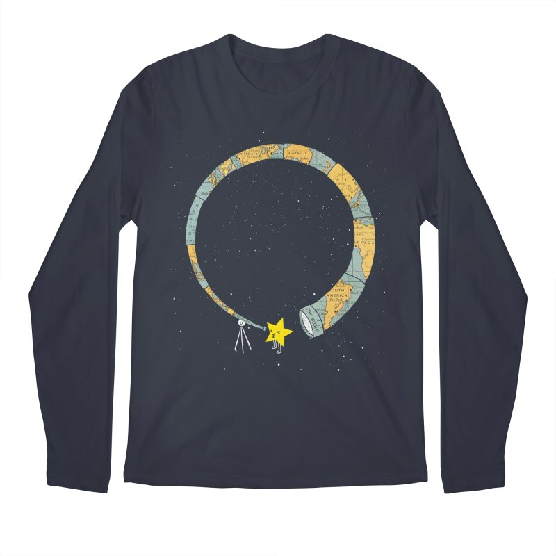 Discover Yourself Men's Longsleeve T-Shirt by ilovedoodle's Artist Shop