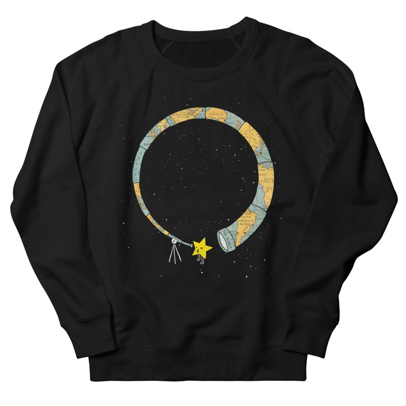 Discover Yourself Men's French Terry Sweatshirt by ilovedoodle's Artist Shop