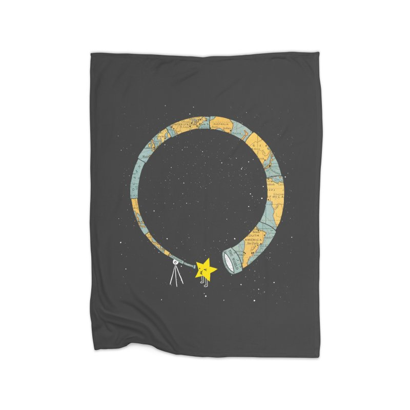 Discover Yourself Home Blanket by ilovedoodle's Artist Shop