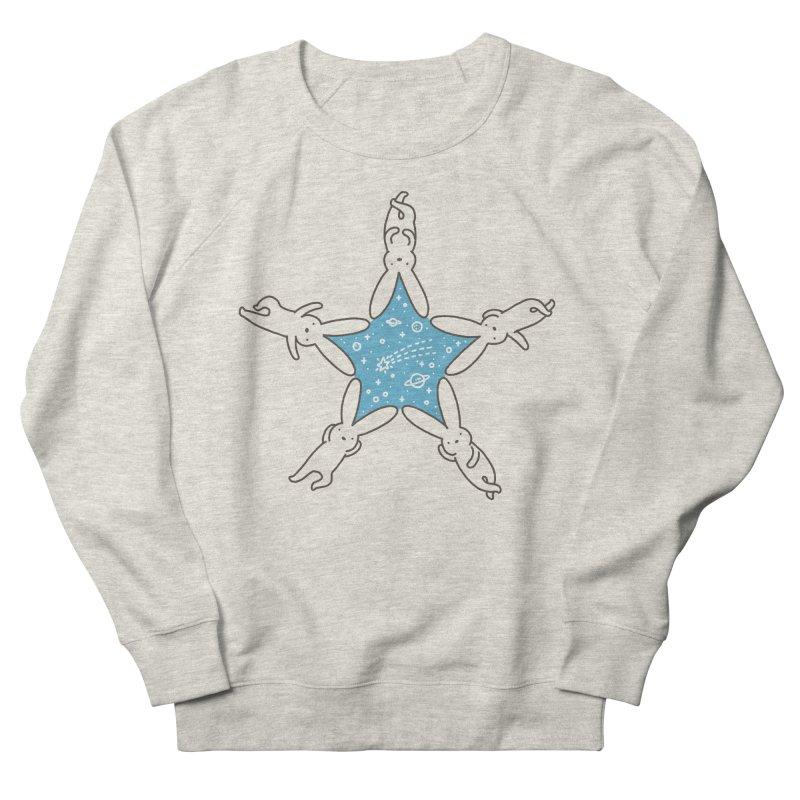 Rabbit Star Women's Sweatshirt by ilovedoodle's Artist Shop