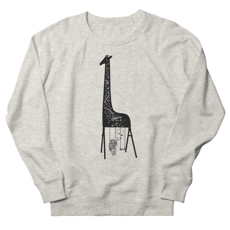 Dream High Men's French Terry Sweatshirt by ilovedoodle's Artist Shop