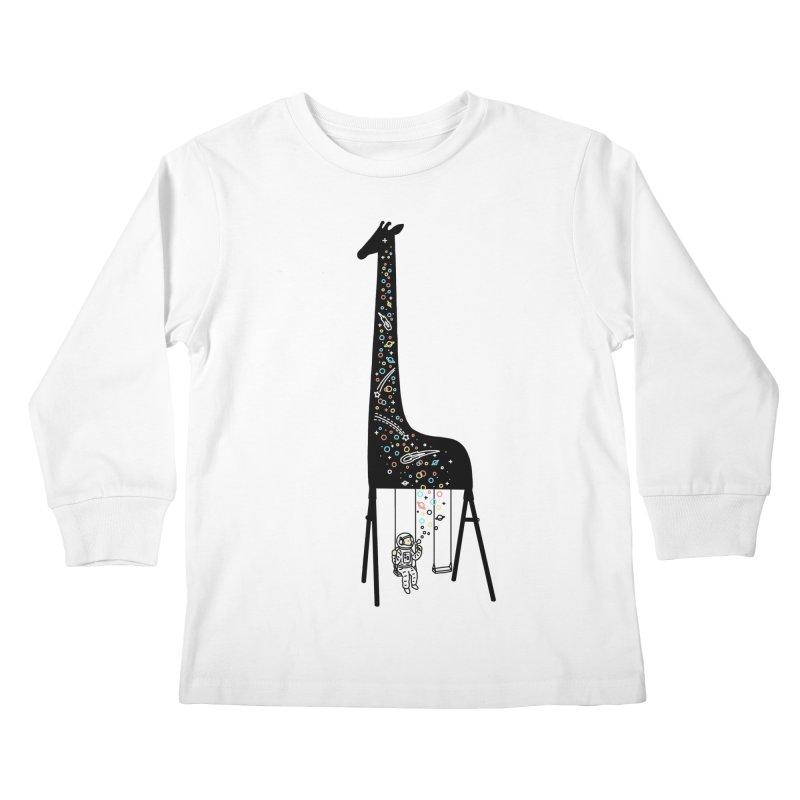 Dream High Kids Longsleeve T-Shirt by ilovedoodle's Artist Shop