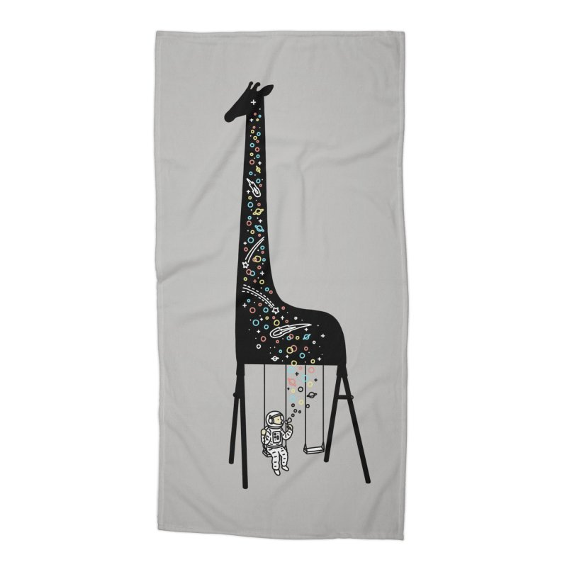 Dream High Accessories Beach Towel by ilovedoodle's Artist Shop