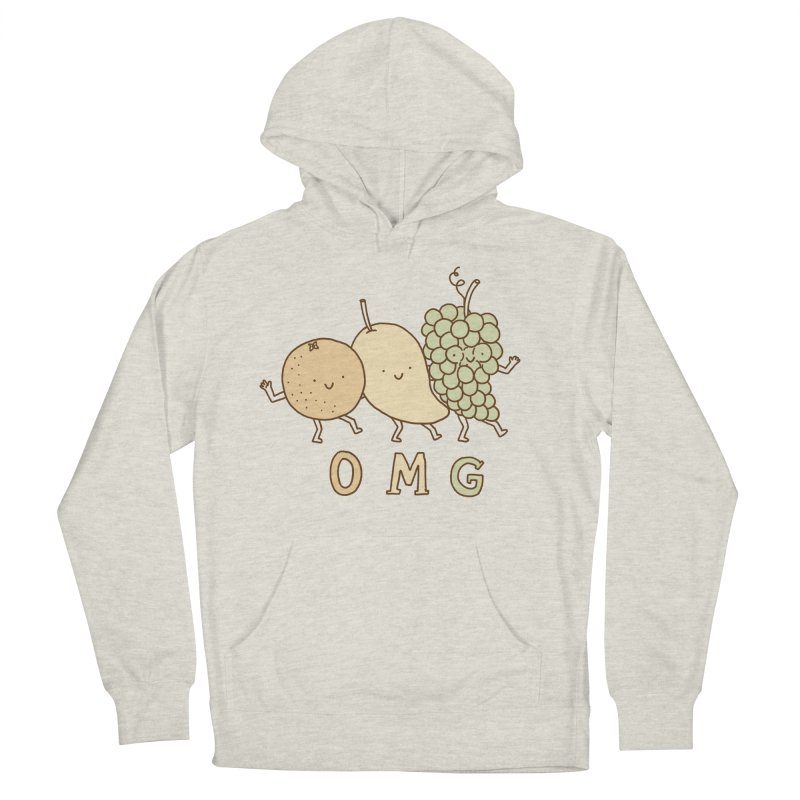 OMG Men's Pullover Hoody by ilovedoodle's Artist Shop