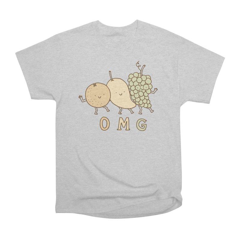 OMG Women's Heavyweight Unisex T-Shirt by ilovedoodle's Artist Shop