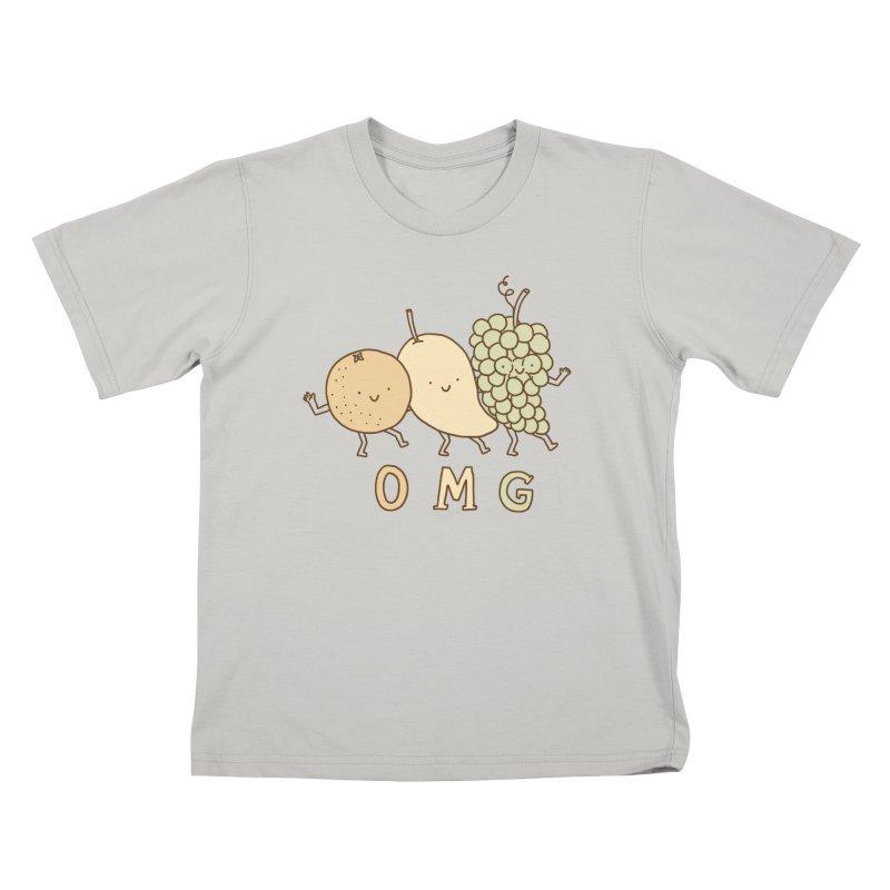 OMG Kids T-Shirt by ilovedoodle's Artist Shop