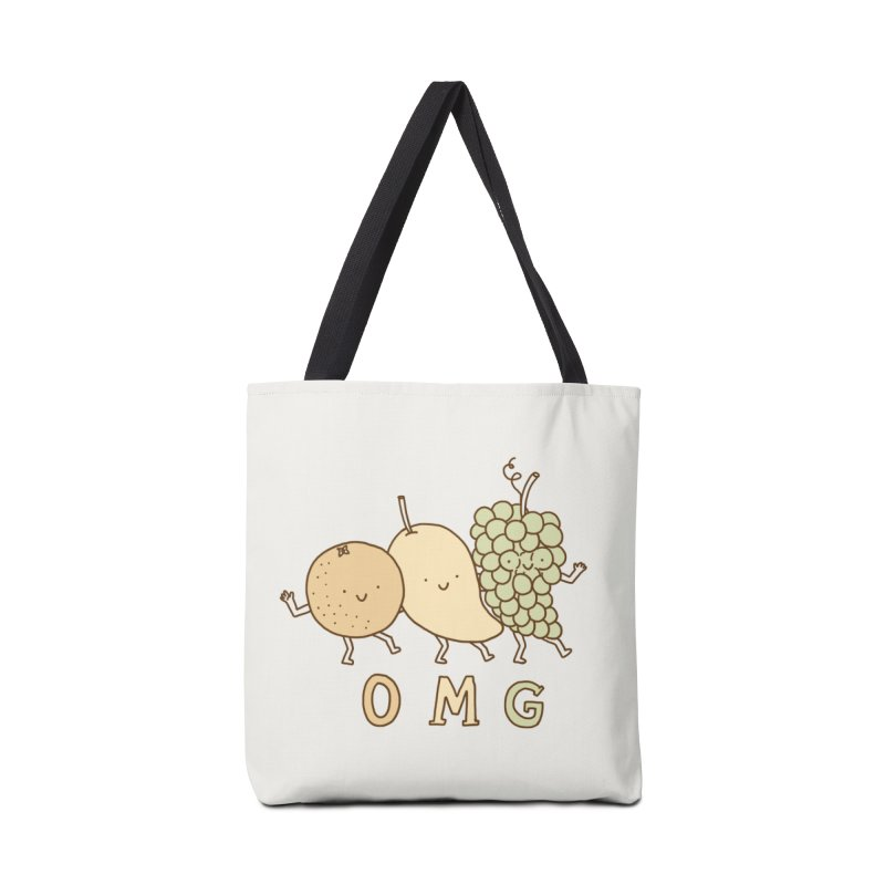 OMG Accessories Bag by ilovedoodle's Artist Shop