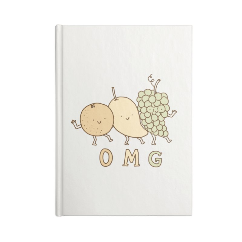 OMG Accessories Notebook by ilovedoodle's Artist Shop