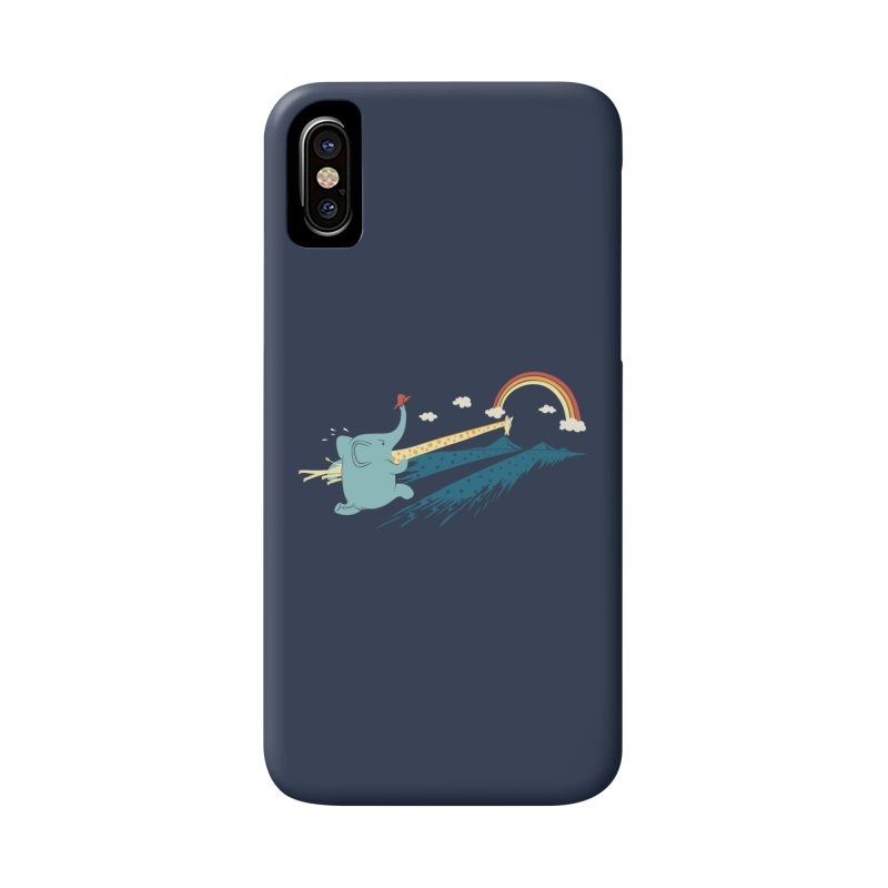 Over the rainbow Accessories Phone Case by ilovedoodle's Artist Shop