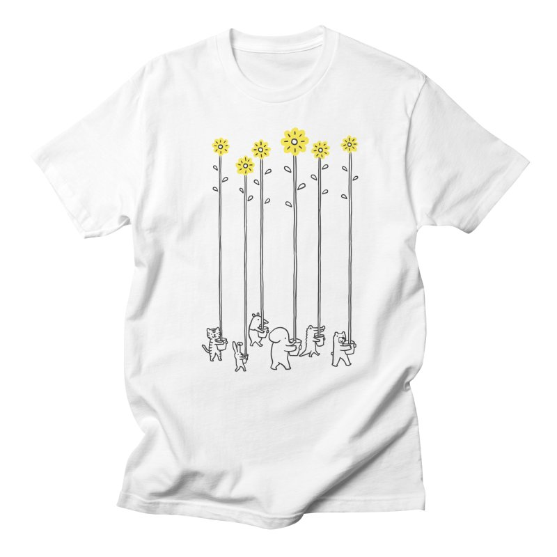 Seeds of hope Men's T-Shirt by ilovedoodle's Artist Shop