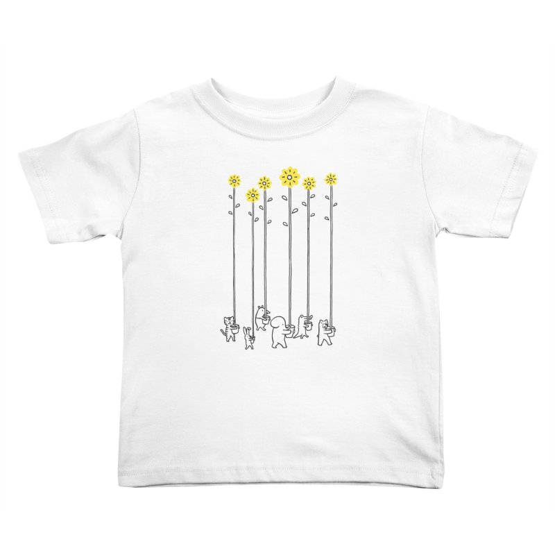 Seeds of hope Kids Toddler T-Shirt by ilovedoodle's Artist Shop