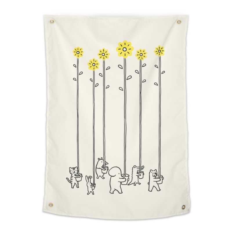 Seeds of hope Home Tapestry by ilovedoodle's Artist Shop