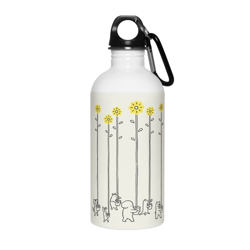 Seeds of hope Accessories Water Bottle by ilovedoodle's Artist Shop