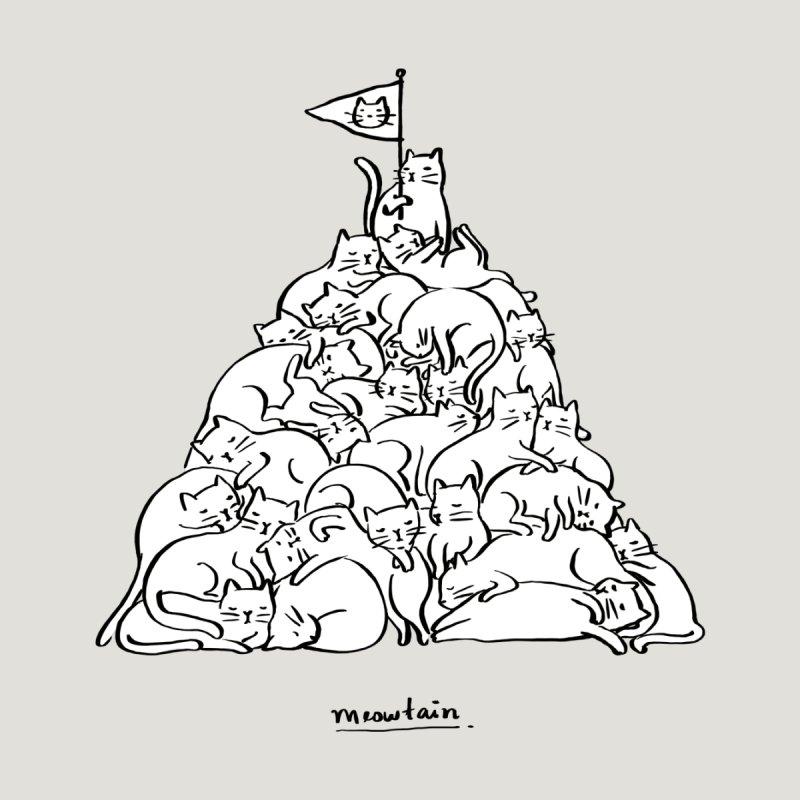 Meowtain by ilovedoodle's Artist Shop