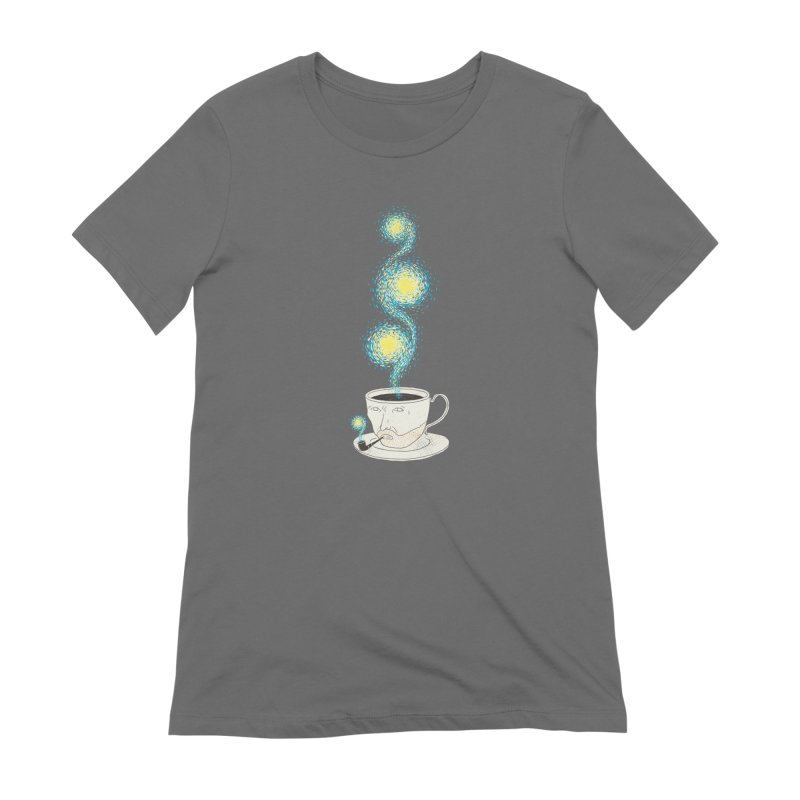 Starry starry Coffee Women's Lounge Pants by ilovedoodle's Artist Shop